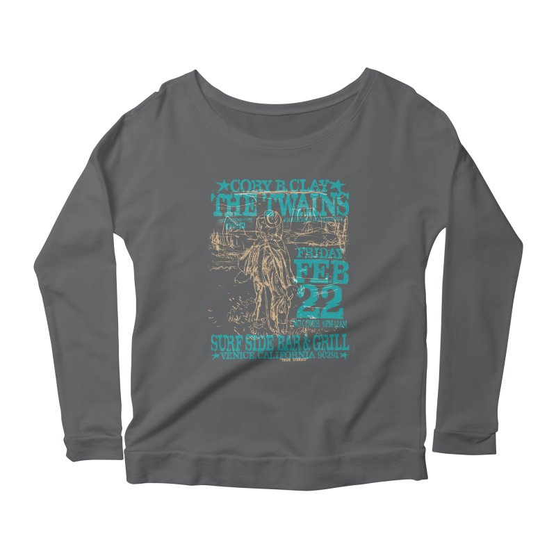 Twains Surfside on the Trail Too Women's Longsleeve T-Shirt by The Twains' Artist Shop