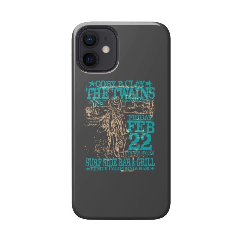 Twains Surfside on the Trail Too Accessories Phone Case by The Twains' Artist Shop