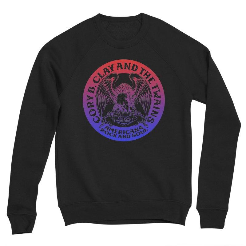 Americana Twains Eagle Women's Sweatshirt by The Twains' Artist Shop