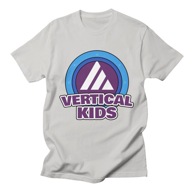 Kids Logo Men's T-Shirt by the vertical church's Artist Shop