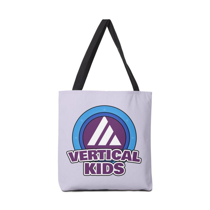 Kids Logo Accessories Bag by the vertical church's Artist Shop