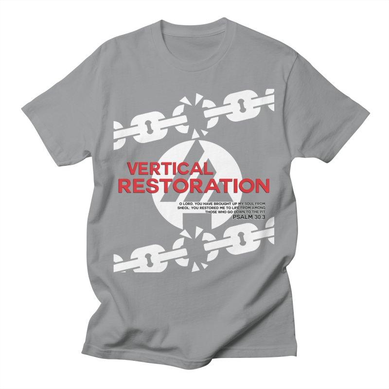 Vertical Restoration Women's T-Shirt by the vertical church's Artist Shop