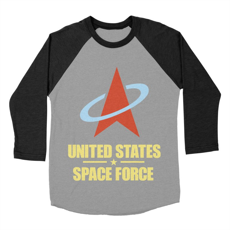 c9583019e US Space Force alt Men's Baseball Triblend T-Shirt by thevikingsabroad's  Artist Shop