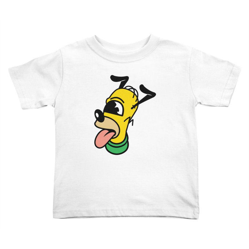 Father Kids Toddler T-Shirt by The Vintage Skeleton's Artist Shop