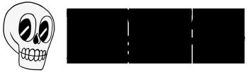 The Vintage Skeleton's Artist Shop Logo