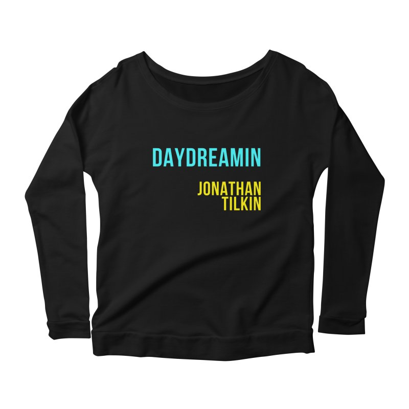 Daydreamin Apparel & Accessories Women's Scoop Neck Longsleeve T-Shirt by Jonathan TIlkin's Shop
