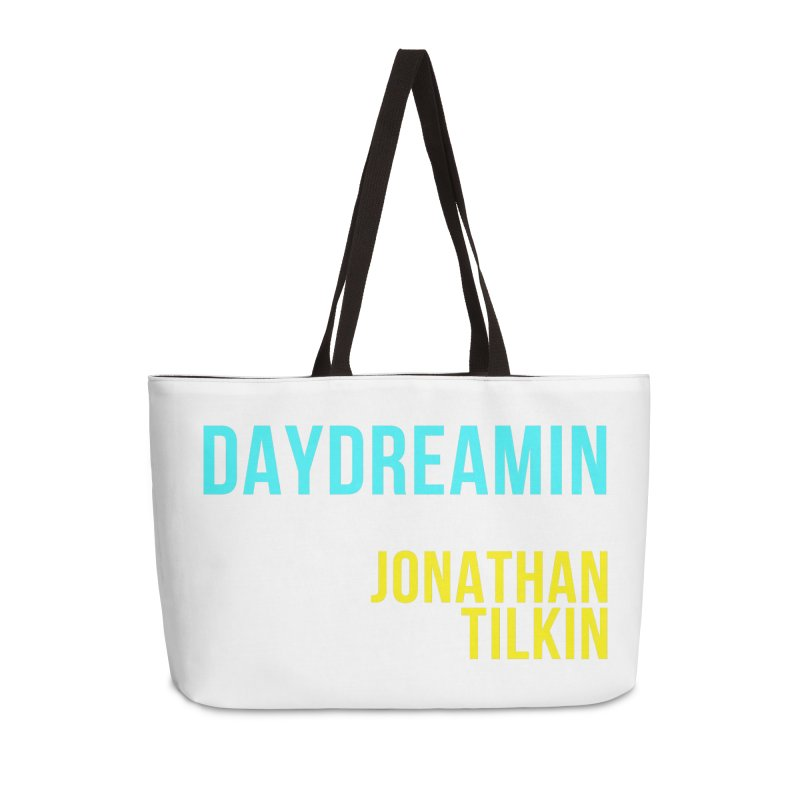 Daydreamin Apparel & Accessories Accessories Weekender Bag Bag by Jonathan TIlkin's Shop