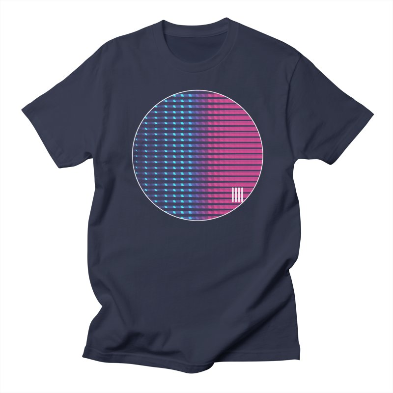 Windows by Chuck Pavoni in Men's T-shirt Navy by thewabashlights's Artist Shop