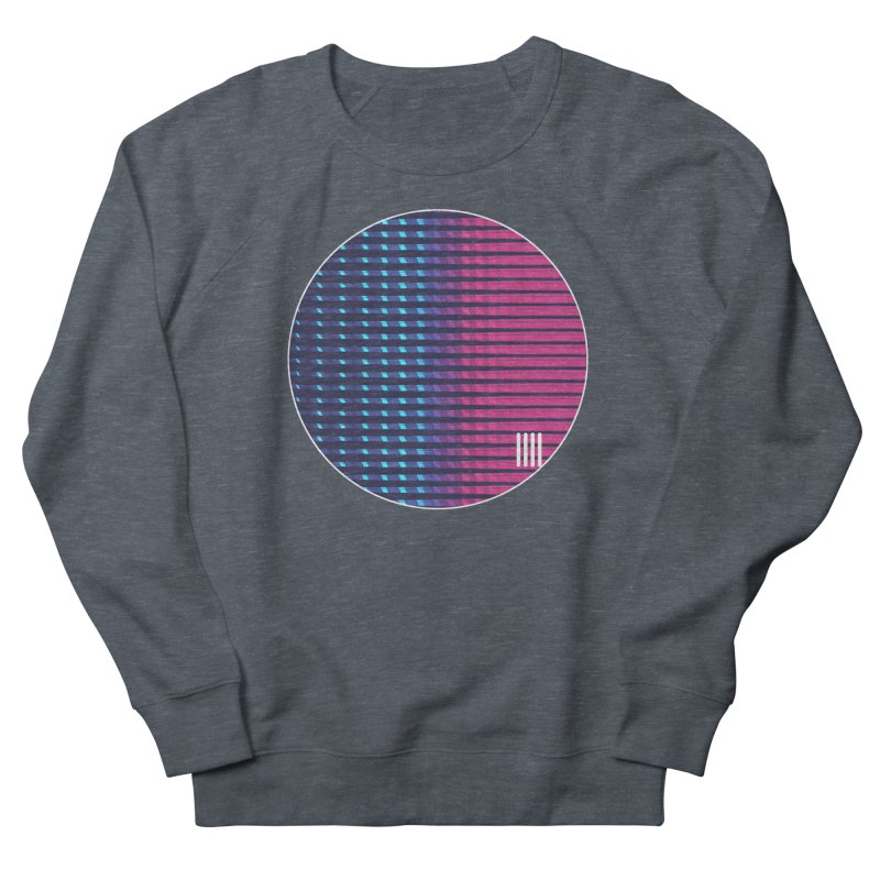 Windows by Chuck Pavoni in Women's Sweatshirt Heather Navy Denim by thewabashlights's Artist Shop