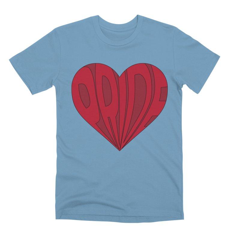 Pride Men's Premium T-Shirt by The Wandering Fools