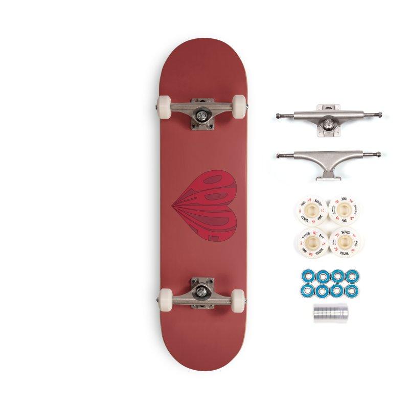 Pride Accessories Complete - Premium Skateboard by The Wandering Fools