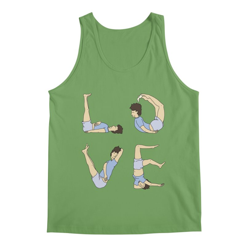 Love Lazing Around - Guy Men's Tank by The Wandering Fools Artist Shop