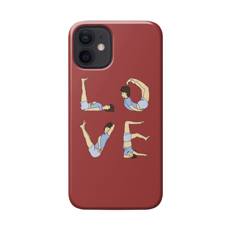 Love Lazing Around - Guy Accessories Phone Case by The Wandering Fools Artist Shop