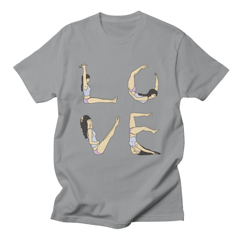Love Lazing Around - Gal Men's T-Shirt by The Wandering Fools Artist Shop
