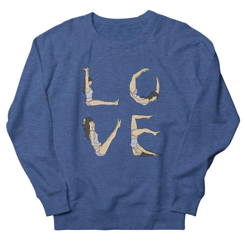 Love Lazing Around - Gal Men's Sweatshirt by The Wandering Fools Artist Shop