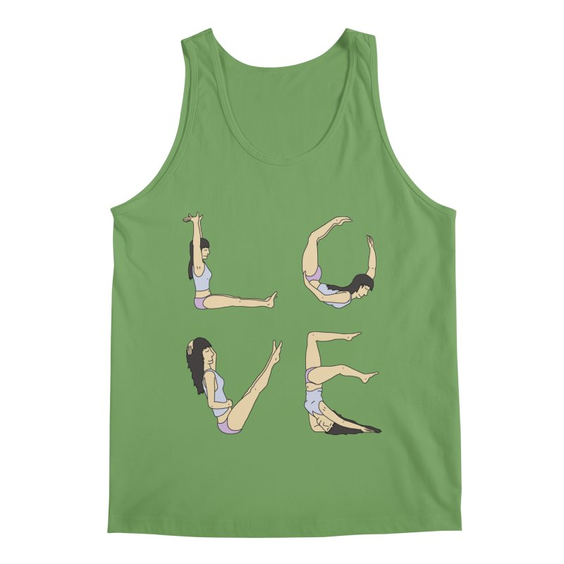 Love Lazing Around - Gal Men's Tank by The Wandering Fools Artist Shop