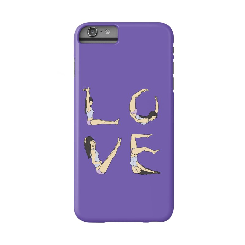 Love Lazing Around - Gal Accessories Phone Case by The Wandering Fools Artist Shop