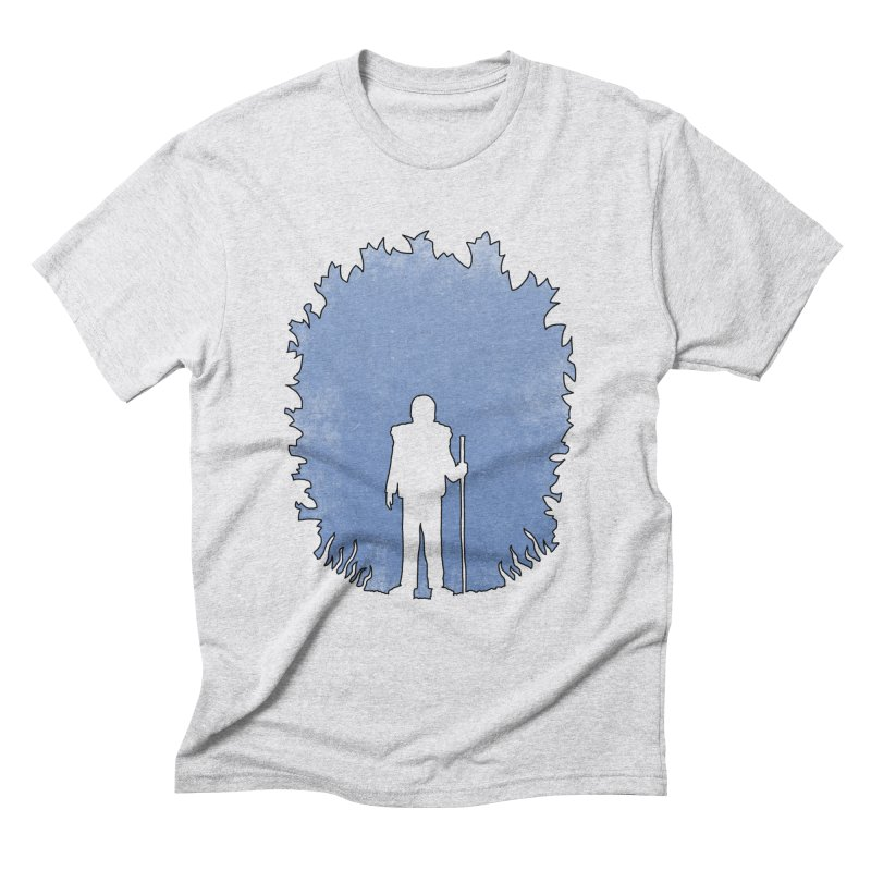 Practicing Social Distancing Men's T-Shirt by The Wandering Fools Artist Shop