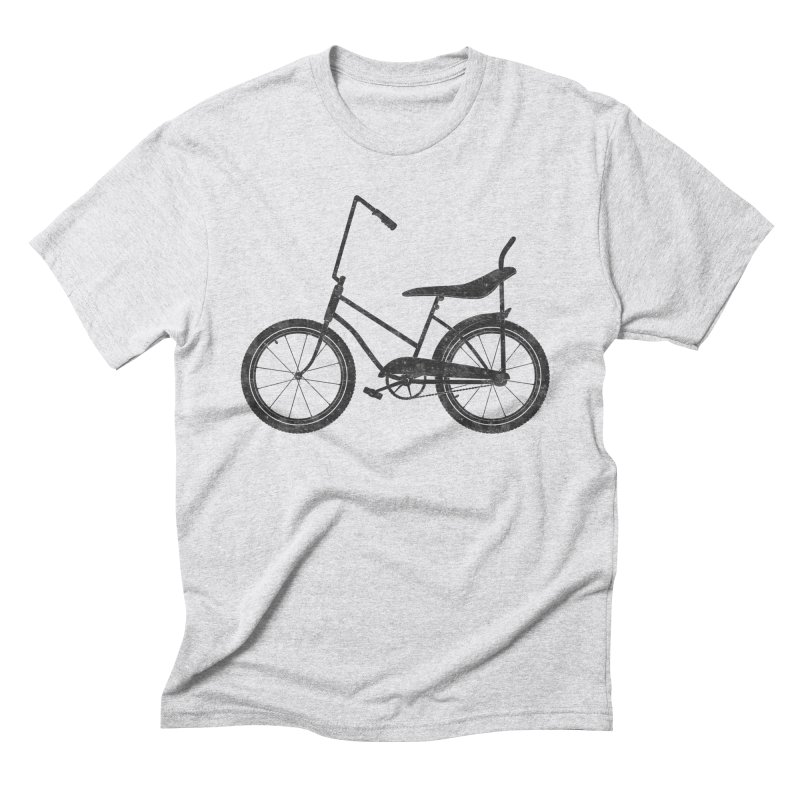 Banana Seat Bike Men's T-Shirt by The Wandering Fools Artist Shop