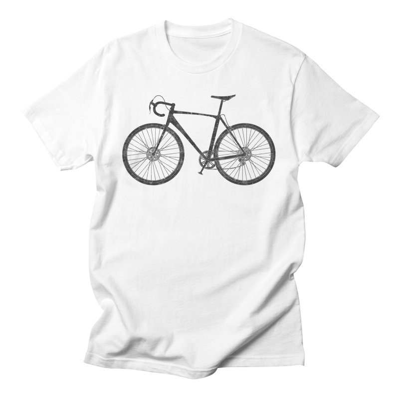 Cyclocross Bicycle Men's T-Shirt by The Wandering Fools Artist Shop