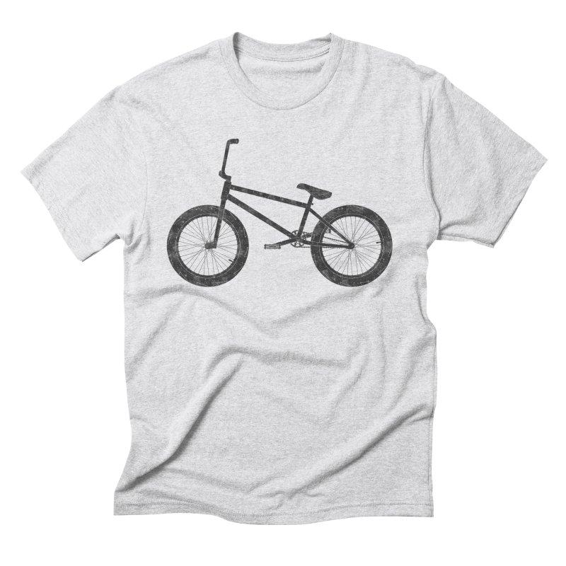 BMX Bike Men's T-Shirt by The Wandering Fools Artist Shop