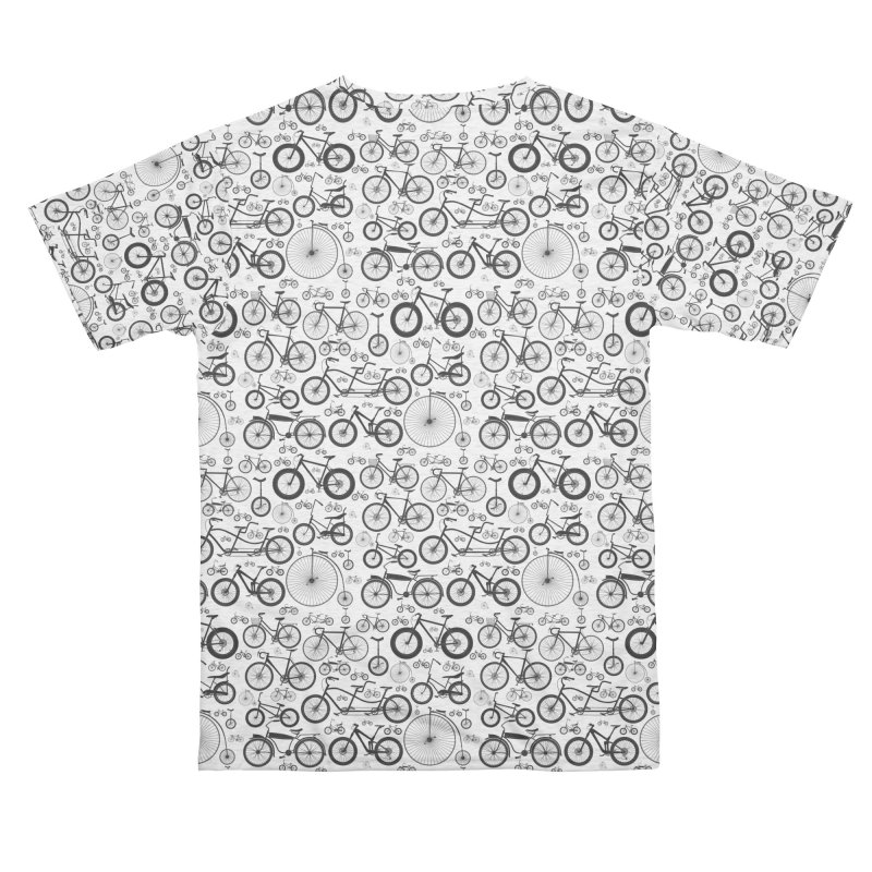 Bicycles Galore Men's Cut & Sew by The Wandering Fools Artist Shop