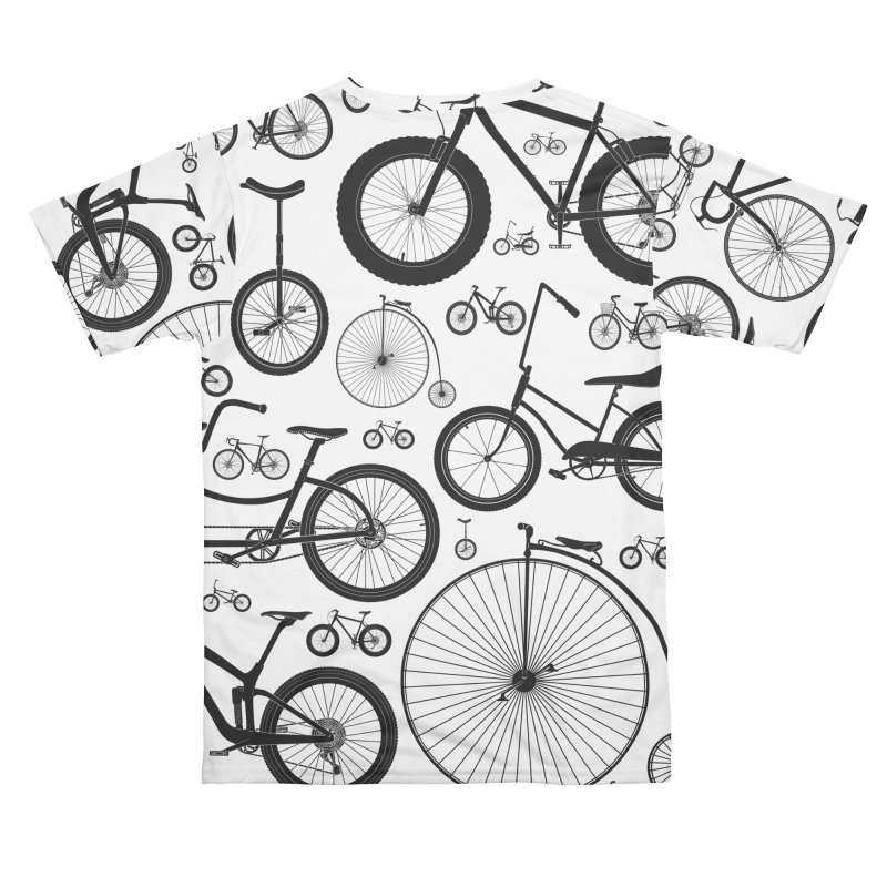 Bicycles Galore Women's Cut & Sew by The Wandering Fools Artist Shop