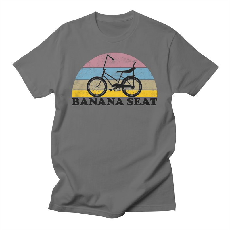 Banana Seat Bike Vintage Colors Men's T-Shirt by The Wandering Fools Artist Shop