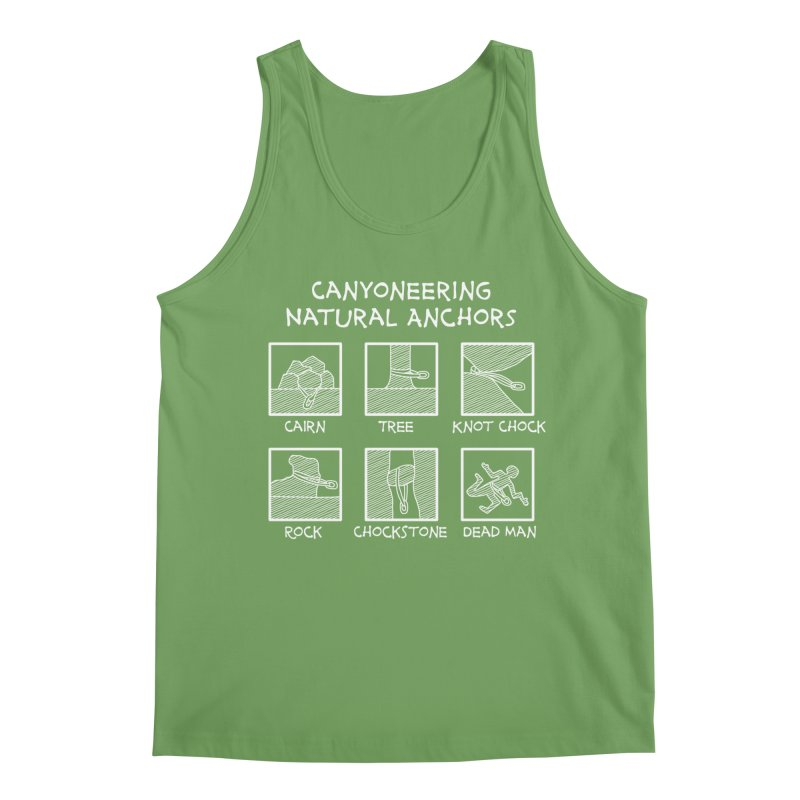 Canyoneering Natural Anchors New Men's Tank by The Wandering Fools Artist Shop