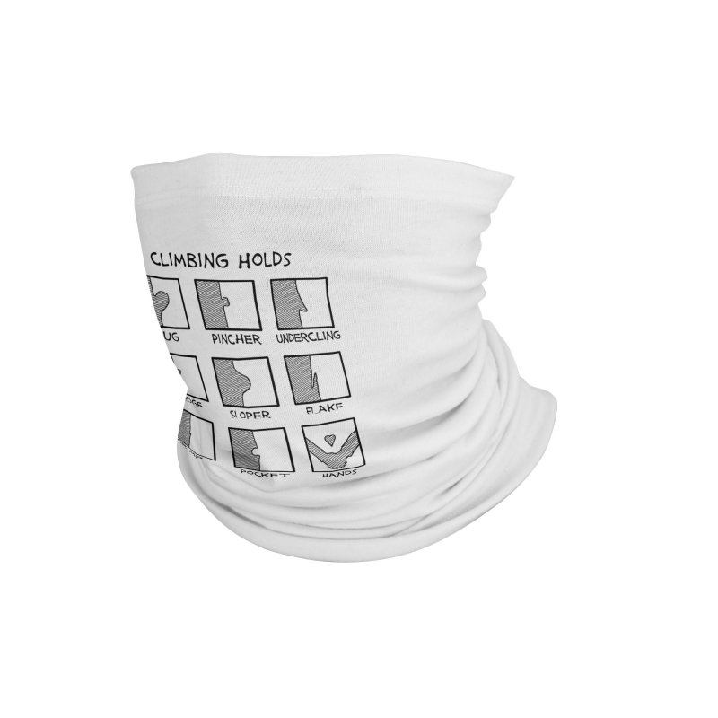 Climbing Holds New Accessories Neck Gaiter by The Wandering Fools Artist Shop