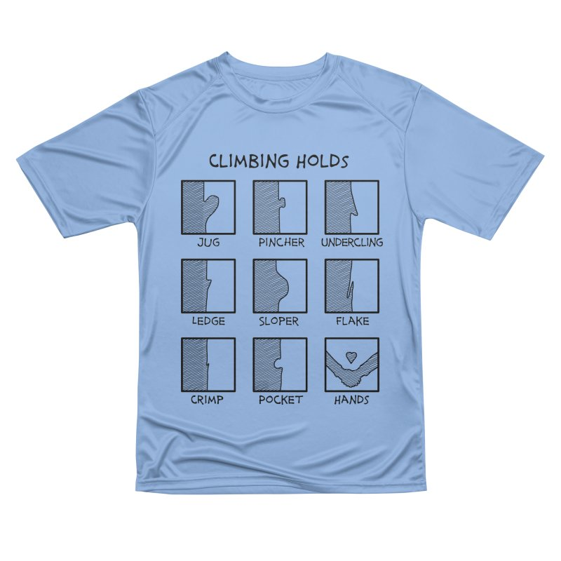 Climbing Holds New Women's T-Shirt by The Wandering Fools Artist Shop