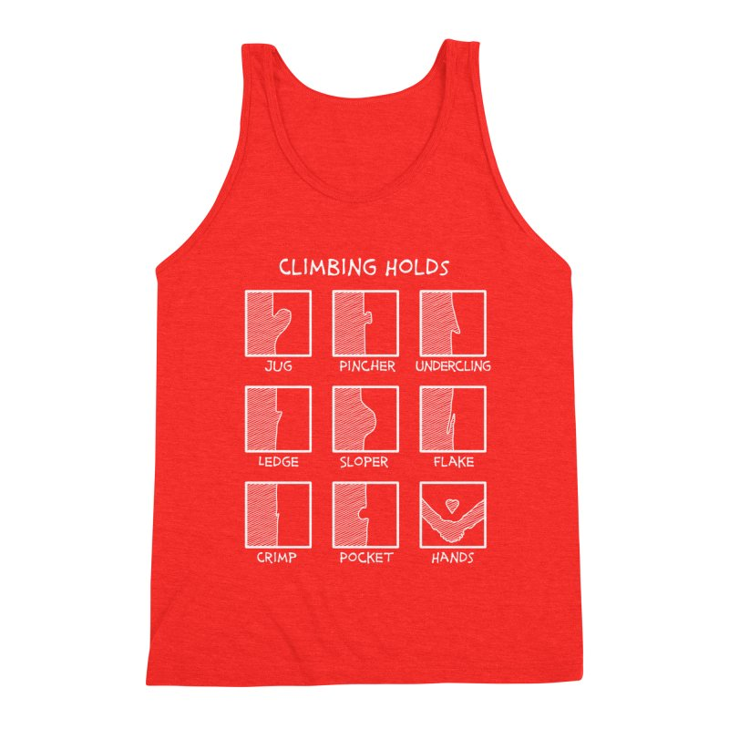 Climbing Holds New Men's Tank by The Wandering Fools Artist Shop