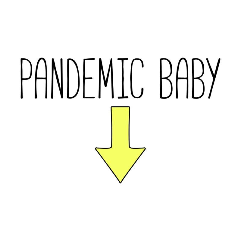 Pandemic Baby Kids Toddler Zip-Up Hoody by The Wandering Fools Artist Shop