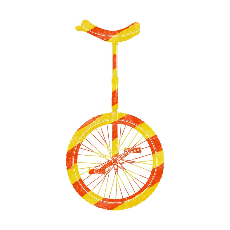Unicycle Bike Circus Women's Sweatshirt by The Wandering Fools Artist Shop