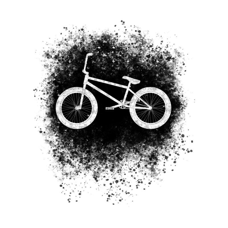 BMX Bike Splatter Men's Tank by The Wandering Fools Artist Shop