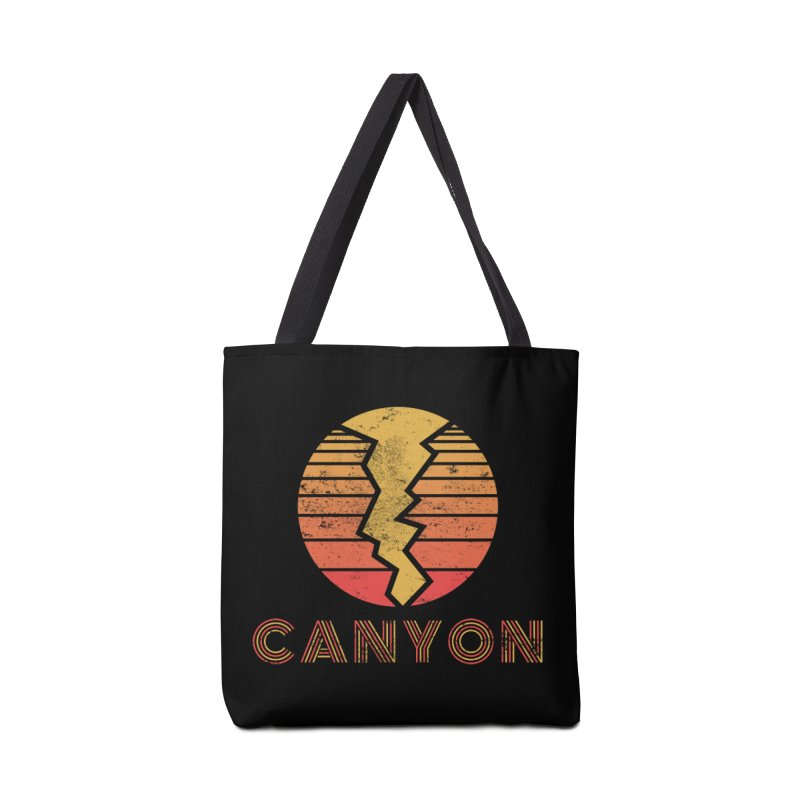 Retro Canyon - Canyoneering Accessories Bag by The Wandering Fools