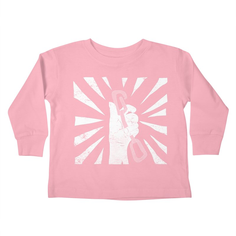 Clip Kids Toddler Longsleeve T-Shirt by The Wandering Fools