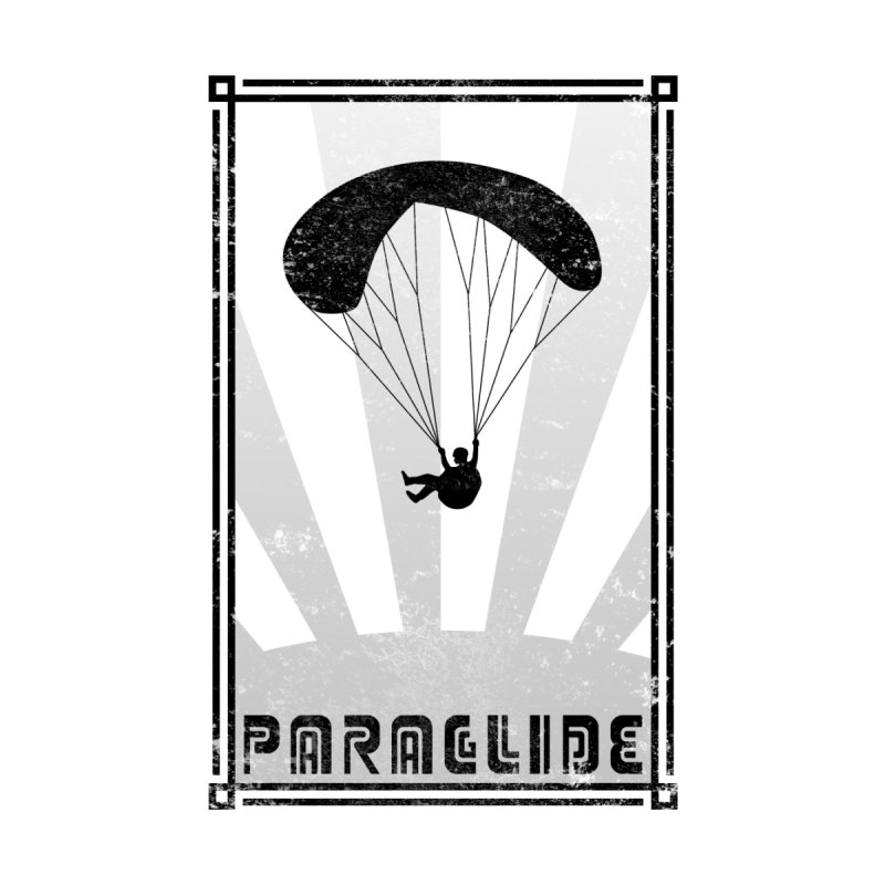 Paraglide Retro Men's Tank by The Wandering Fools