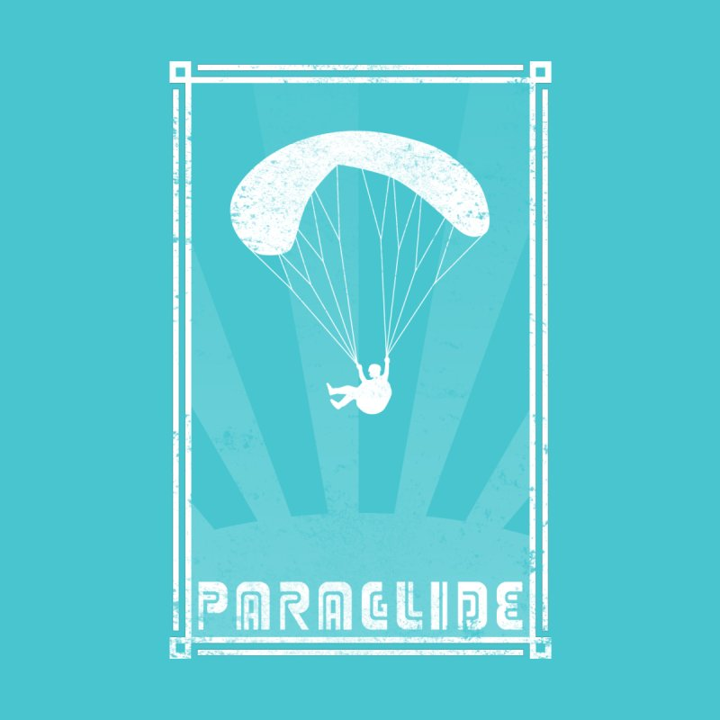 Paraglide Retro Men's Pullover Hoody by The Wandering Fools