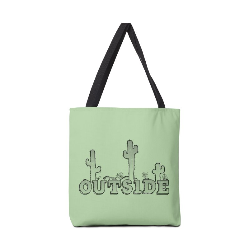 Outside Accessories Tote Bag Bag by The Wandering Fools