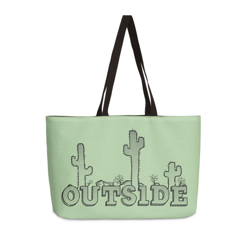 Outside Accessories Weekender Bag Bag by The Wandering Fools