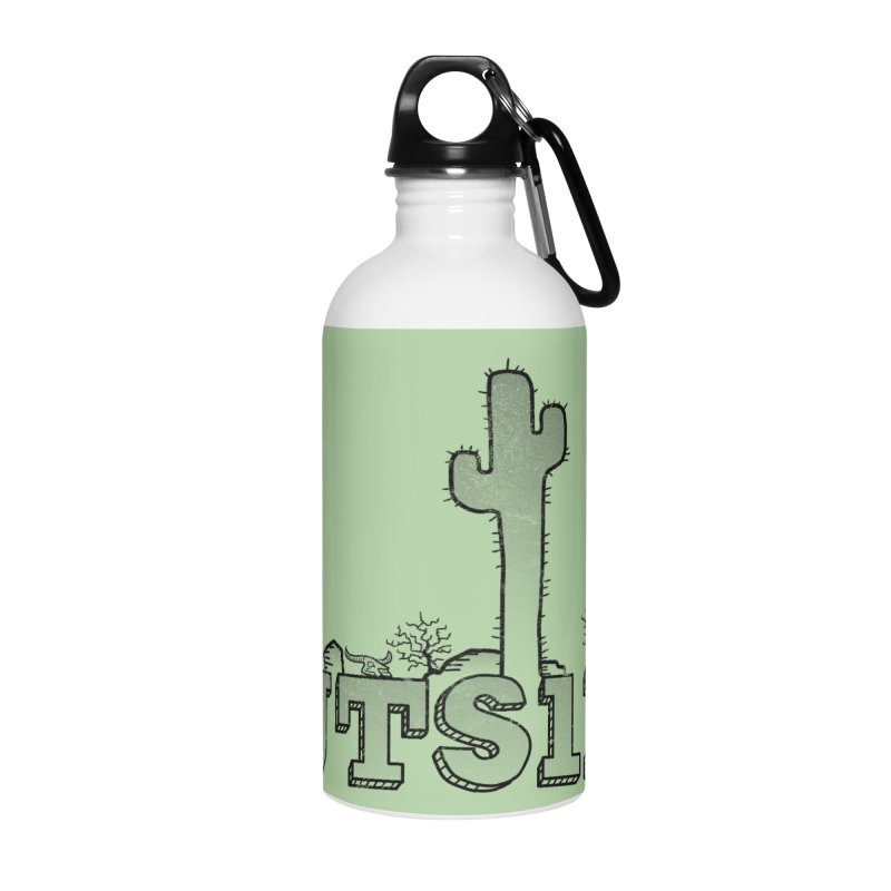 Outside Accessories Water Bottle by The Wandering Fools