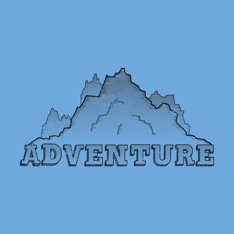 Adventure Accessories Sticker by The Wandering Fools Artist Shop