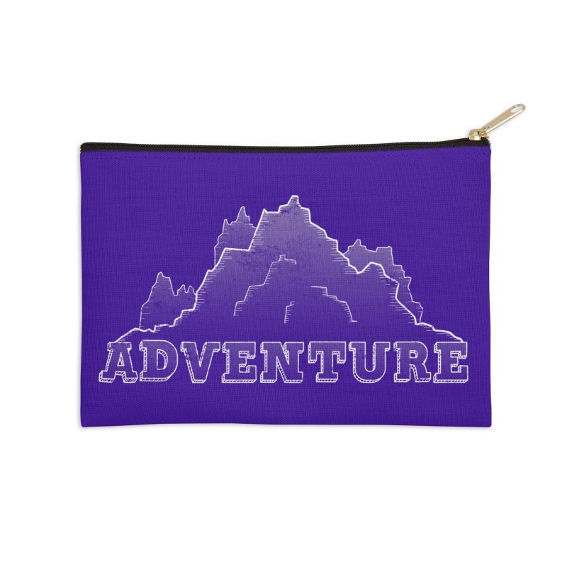 Adventure Accessories Zip Pouch by The Wandering Fools