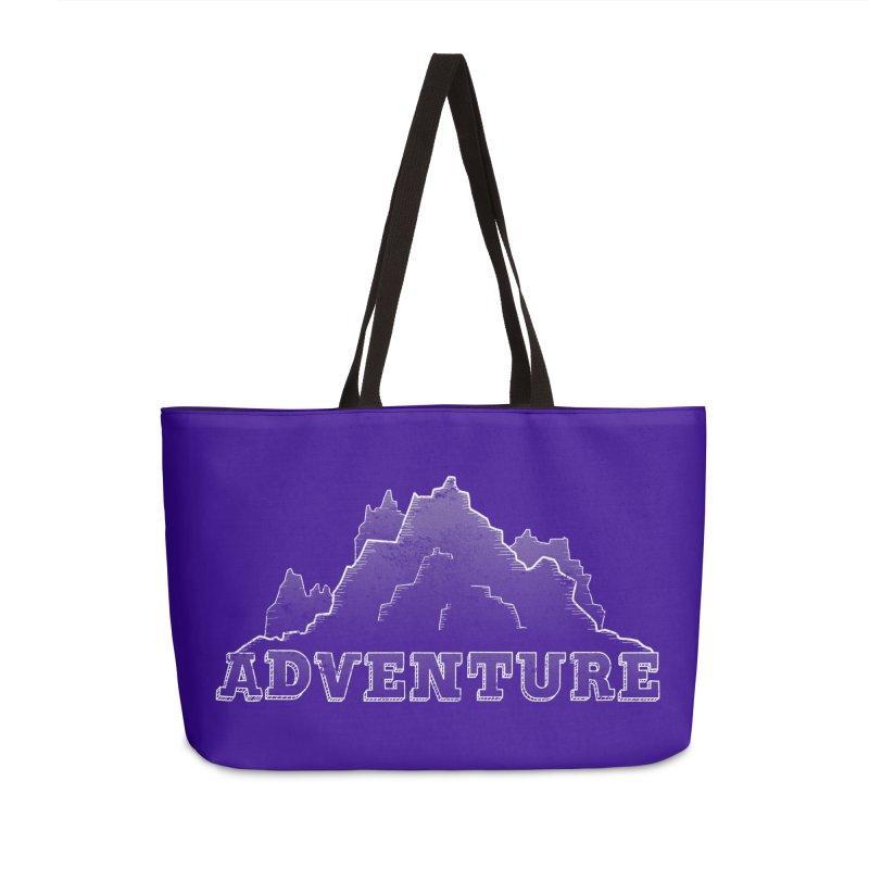 Adventure Accessories Weekender Bag Bag by The Wandering Fools