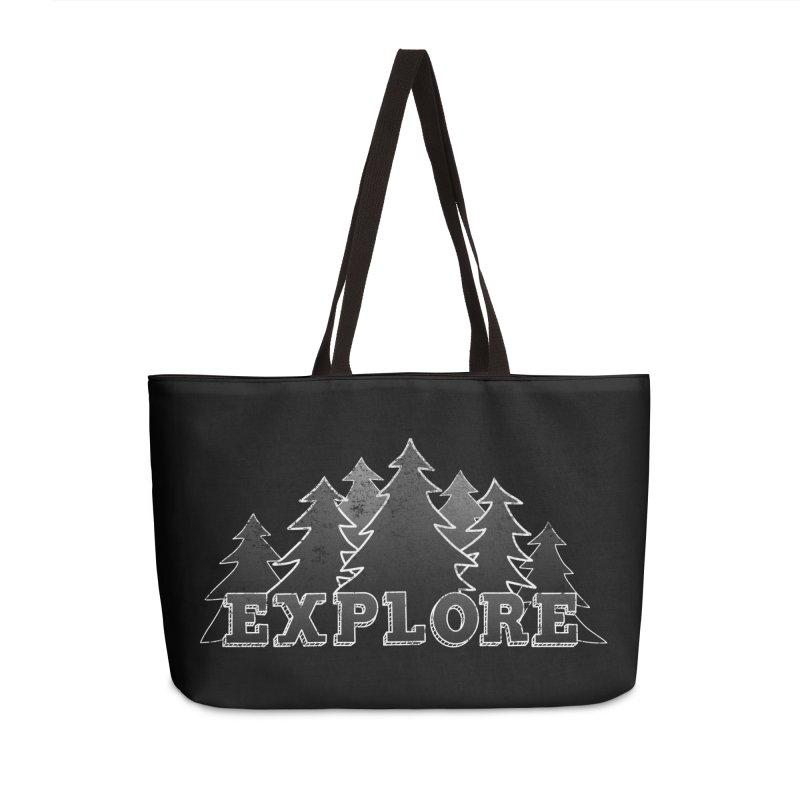 Explore Accessories Weekender Bag Bag by The Wandering Fools