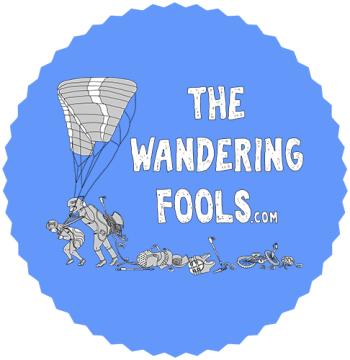 The Wandering Fools Logo