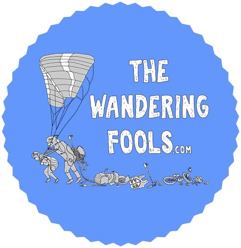The Wandering Fools Logo