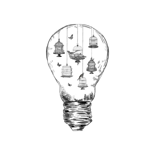 Design for Birdcages Bulb Series