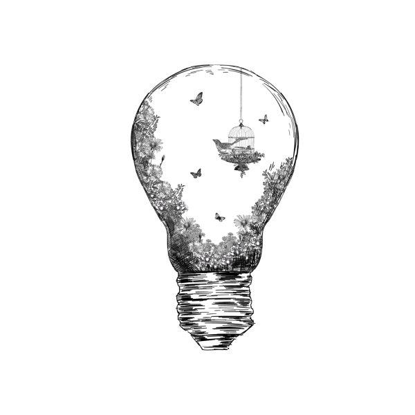 Design for Garden Bulb